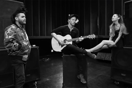 "Ariana Grande and The Weeknd Release Acoustic Video for ""Love Me Harder"""