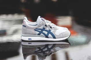 ASICS Gel Epirus Light Grey/Navy
