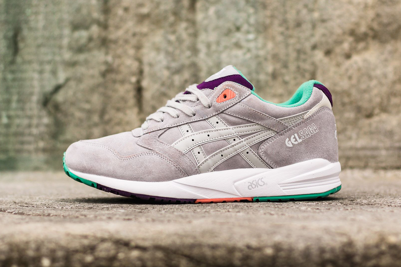 "ASICS Gel Saga ""Soft Grey"""