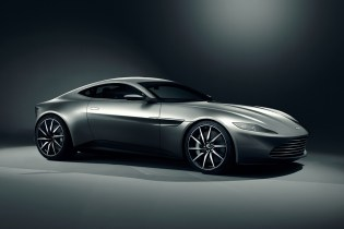 Aston Martin Unveils the DB10, James Bond's New Car