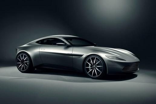 Aston Martin Unveils the DB10, James Bond's New Car