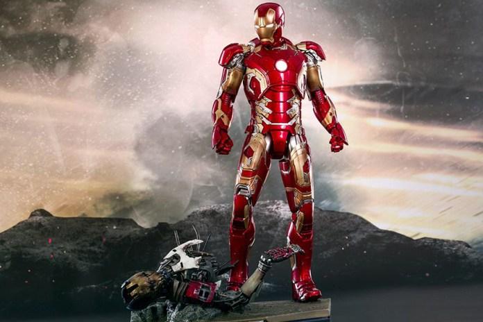 "Avengers: Age of Ultron ""Mark XLIII"" 1/6th Scale Collectible Figure"