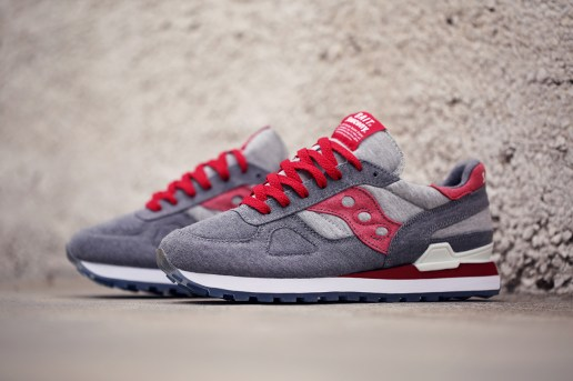 "BAIT x Saucony Shadow Original CruelWorld 4 ""Midnight Mission"""