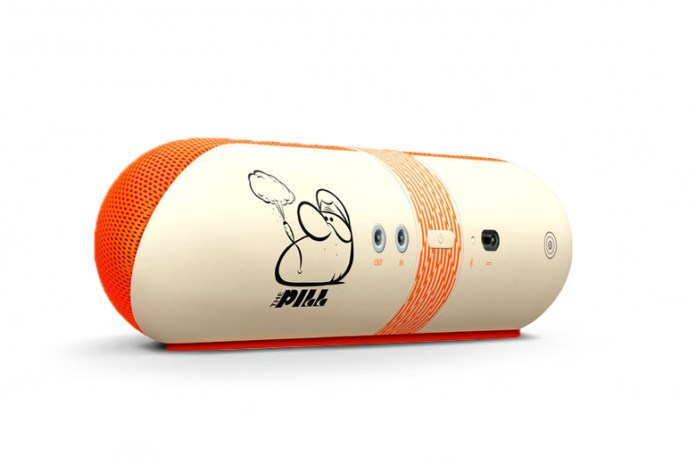 Barry McGee x Beats by Dre Pill for Basel Week Miami 2014