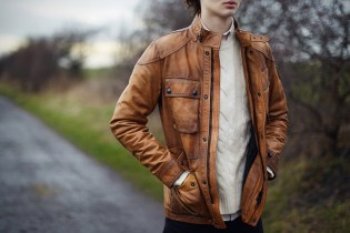 Belstaff 2015 Spring/Summer Editorial by END.