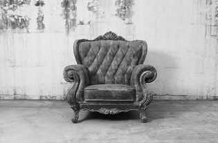 Bentu Design & Guangzhou Academy of Fine Arts Students Create A Concrete Sofa