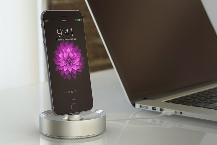 BEVL Unveils Tailored Dock for iPhone 6 and iPhone 6 Plus
