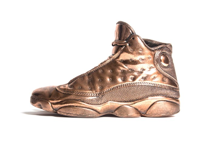A Closer Look At the Bronze Air Jordan XIII by Matthew Senna