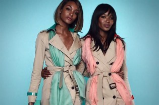 Burberry 2015 Spring/Summer Campaign Video