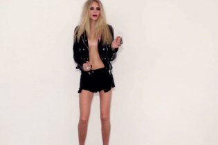Cara Delevingne Prances and Dances Around in Matthew Donaldson's Short