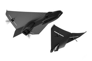 The Carbon Flyer Looks to Improve on Video Drones