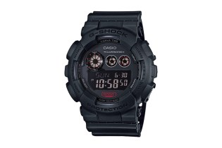 Casio G-Shock Military Black Series