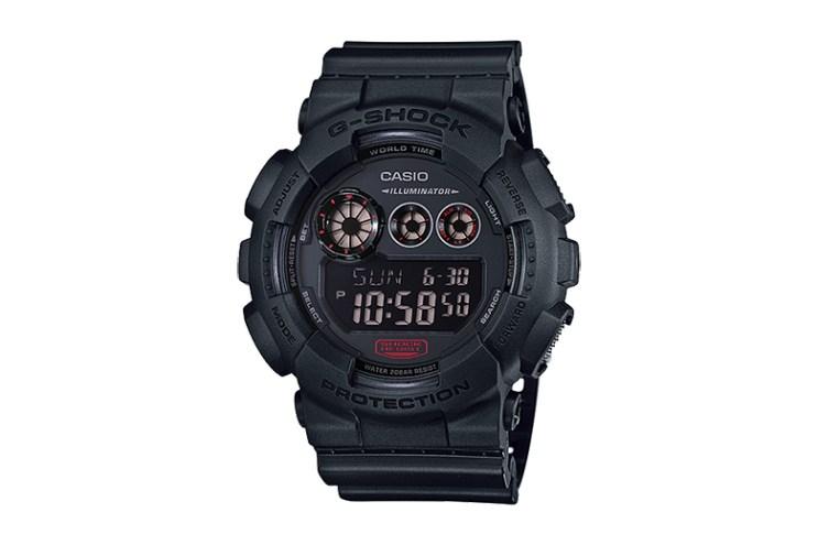 Casio G-Shock Military Black Series