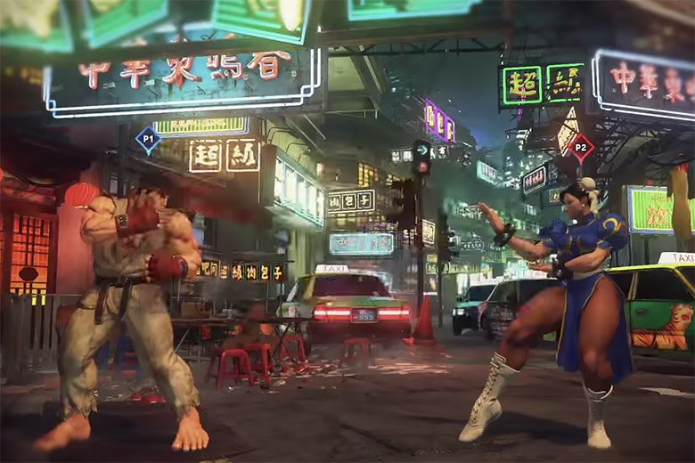 Check Out Street Fighter V Gameplay and the Rest of the Announcements from Sony's First-Ever PlayStation Experience