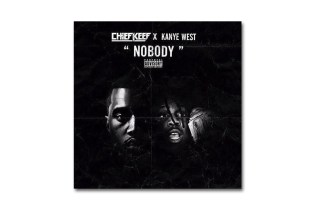 Chief Keef featuring Kanye West - Nobody