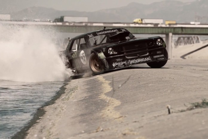 Chris Harris Breaks Down Ken Block's Hoonicorn '65 Mustang