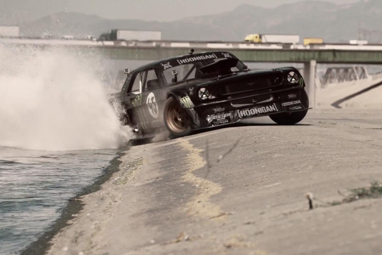 Chris Harris Breaks Down Ken Block's Hoonicorn '65 Mustang