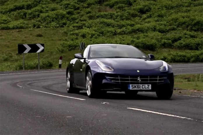 Chris Harris Reviews His Personal Ferrari FF