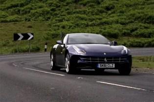 Chris Harris Reviews His Personal Ferrari FF