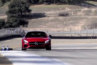 Chris Harris Test Drives the Mercedes-Benz AMG GT S