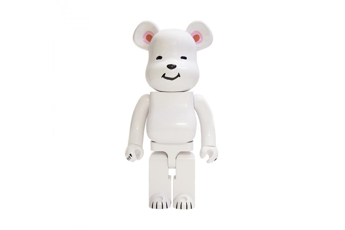 """CLOT x Medicom Toy 1000% """"Polar"""" Bearbrick"""