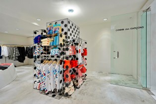 COMME des GARÇONS Opens Hong Kong Store