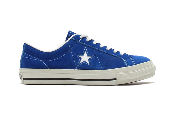 Converse Japan One Star J Suede Blue/White