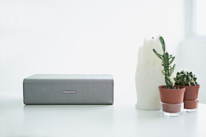 Creative Sound Blaster Roar Portable Wireless Speaker