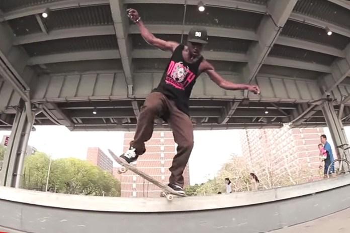 Danny Falla Shares His Favorite Skating Spots in New York