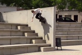 DC Shoes Introduces Next-Generation Shredders Tristan Funkhouser and Bobby De Keyzer