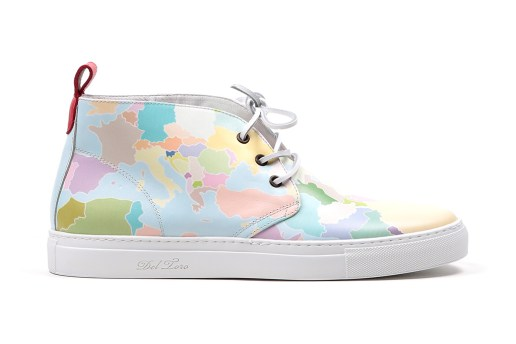 "Del Toro ""Map Series"" Alto Chukka"