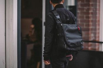 DSPTCH 2014 Fall/Winter Tech Messenger & Gym/Work Bag