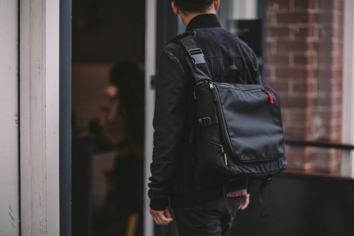 DSPTCH 2014 Fall/Winter Tech Messenger & Gym/Work Bag