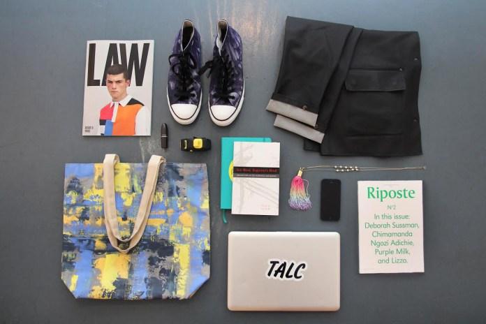 Essentials: Danielle Pender of Riposte Magazine