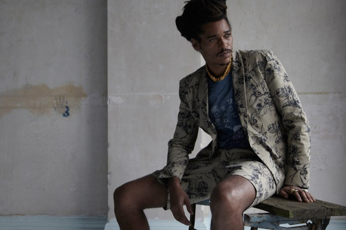 EVISU 2015 Spring/Summer Lookbook