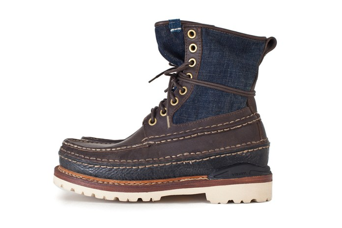 F.I.L. Indigo Camping Trailer GRIZZLY BOOTS