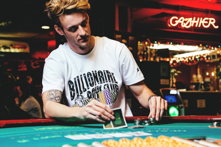 "Feature x Billionaire Boys Club ""High Roller"" Capsule Collection"