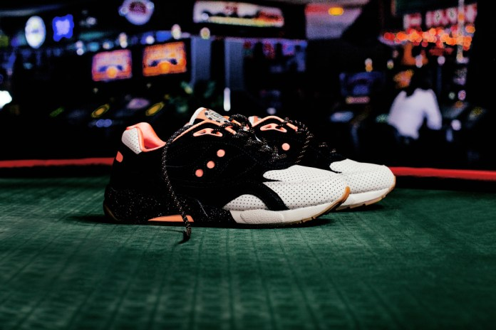 """Feature x Saucony G9 Shadow 6000 """"High Roller"""""""