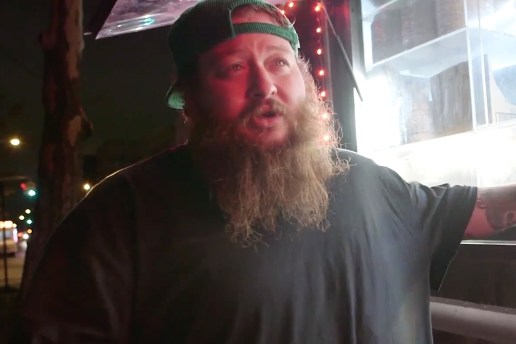 Fuck, That's Delicious with Action Bronson: Taxi Cab Confessions, Basketball, & Blunts