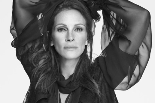 Givenchy Turns to Julia Roberts for its 2015 Spring Campaign