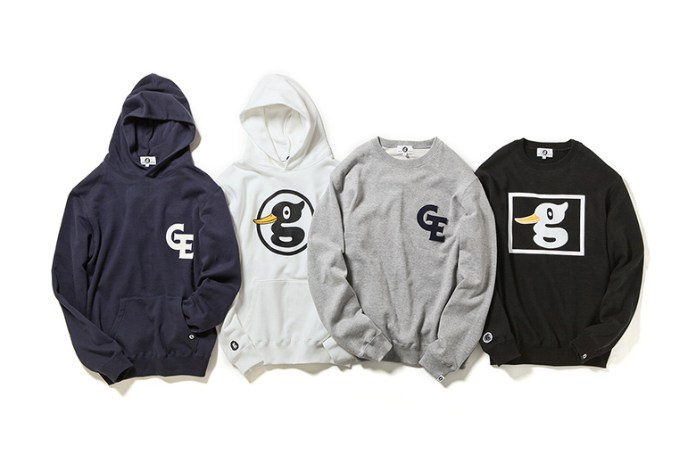 GOODENOUGH 2014 Fall/Winter Sweatshirt Collection