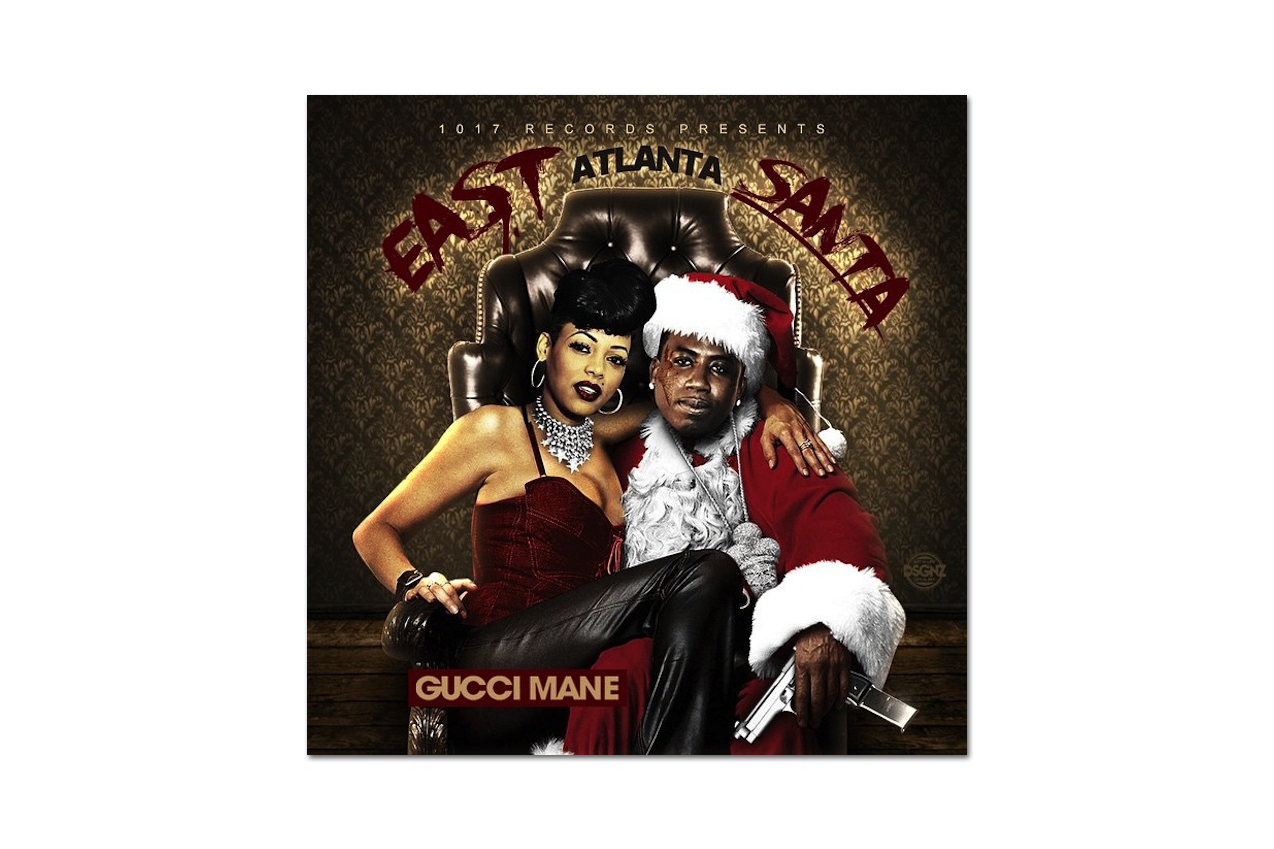 Gucci Mane – East Atlanta Santa (Album Stream)