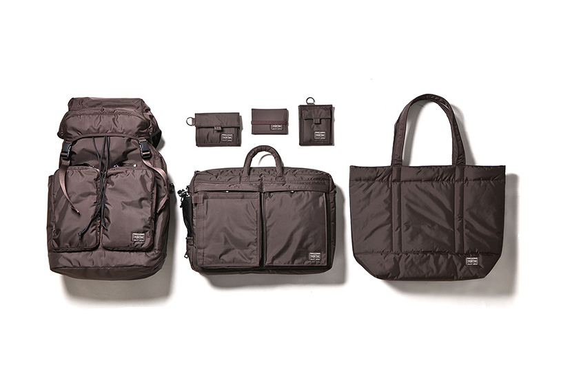 "Head Porter 2014 Fall/Winter ""BROWNIE"" Collection"