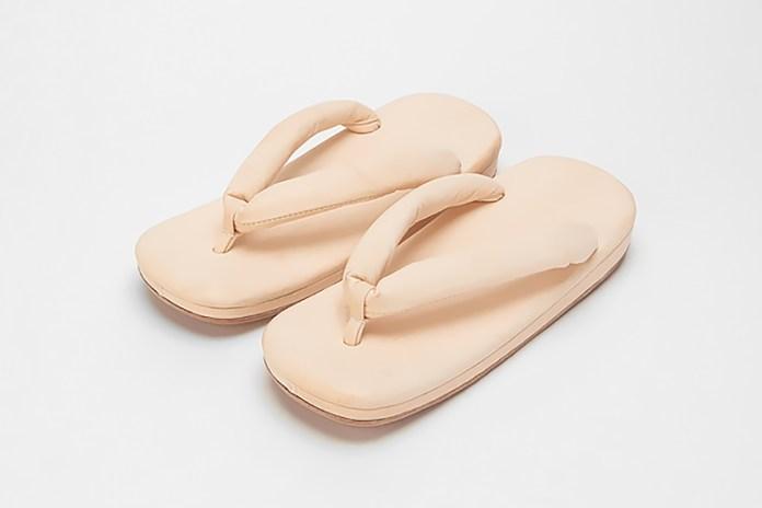 Hender Scheme Leather Setta Sandals
