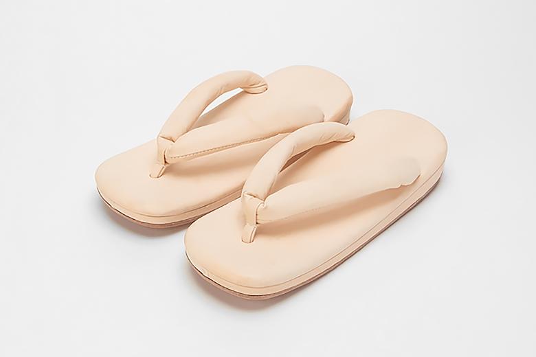 Hender Scheme Leather Setta Sandals Hypebeast