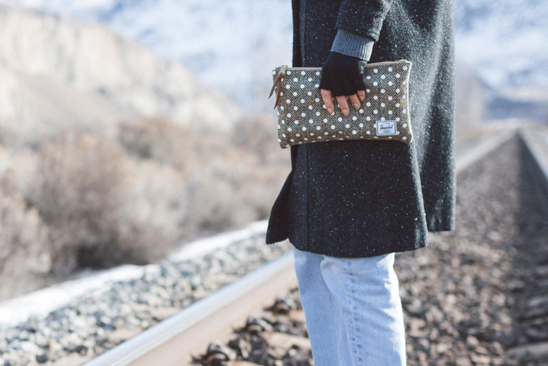 Herschel Supply Co. 2014 Holiday Harris Tweed Collection
