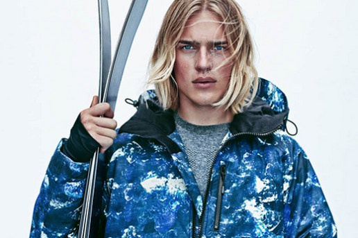 H&M 2014 Fall/Winter Ski Collection