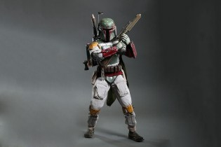 "Hot Toys Star Wars: Episode VI Return of the Jedi ""Boba Fett"" 1/4th Scale Collectible Figure"