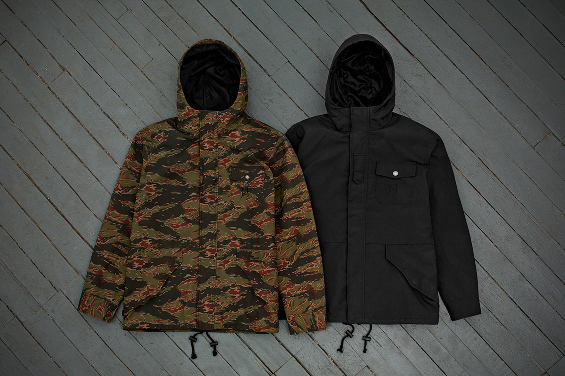 HUF 2014 Holiday New Releases
