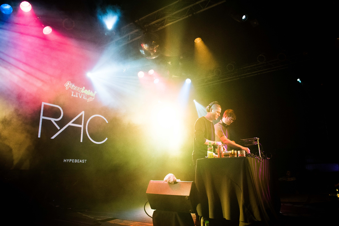 HYPEBEAST and Green Label Present: Green Label Live with RAC Recap